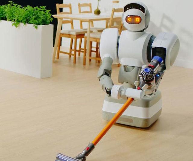 Domestic robots, FHP's way to it | Roboticorner